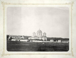 Спасо-Преображенский мужской монастырь.