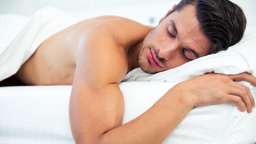 Ученые поведали , почему мужчины должны спать голыми