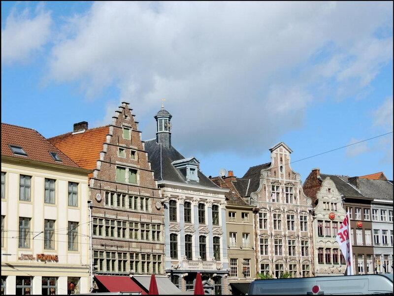 Gent 7793 Korenmarkt