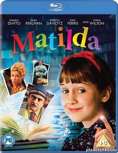 Матильда / Matilda (1996/HDRip)