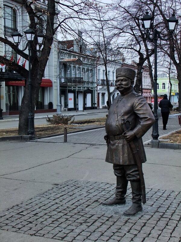Владикавказский городовой