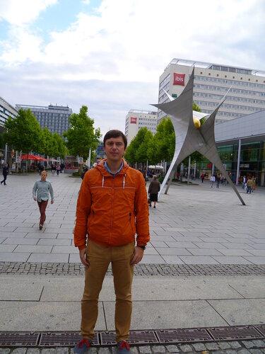 Германия, Дрезден – Прагерштрассе (Germany, Dresden – Prager)
