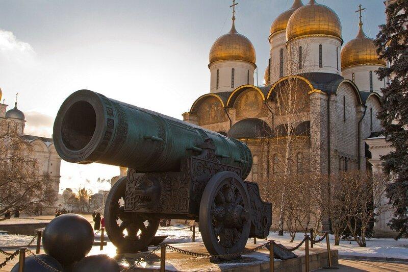 Московский кремль. Часть I