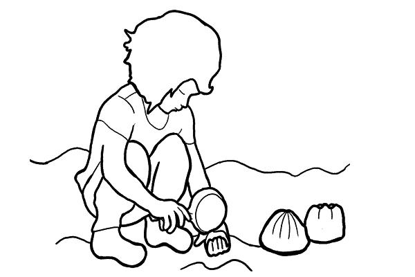 Позирование: позы для детского портрета 12