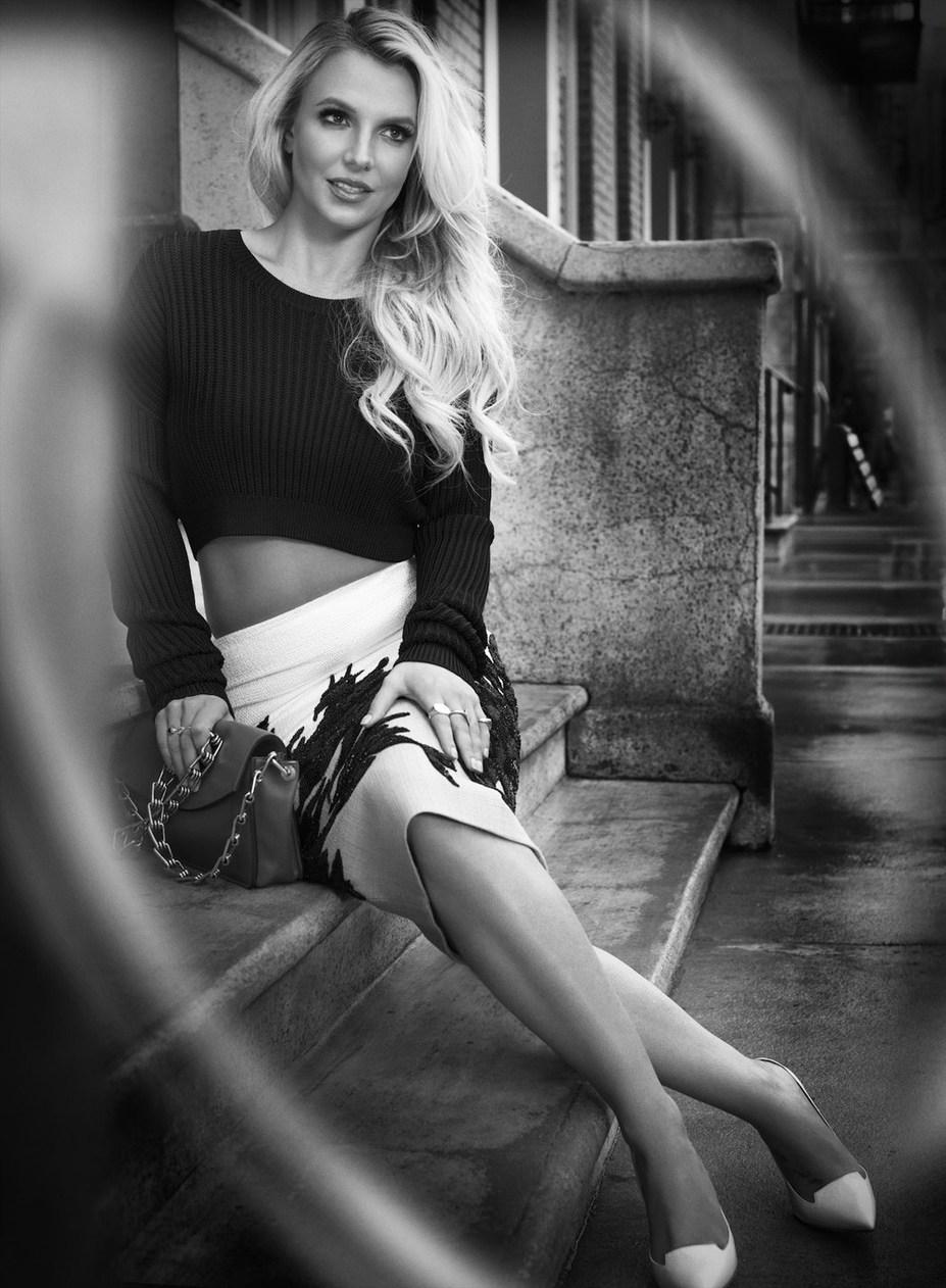 Бритни Спирс / Britney Spears by Michelangelo Di Battista in InStyle 2013