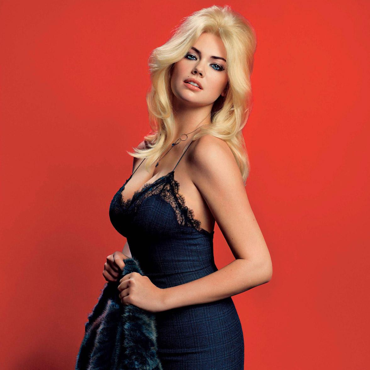 Кейт Аптон / Kate Upton by Inez & Vinoodh in V Magazine 87