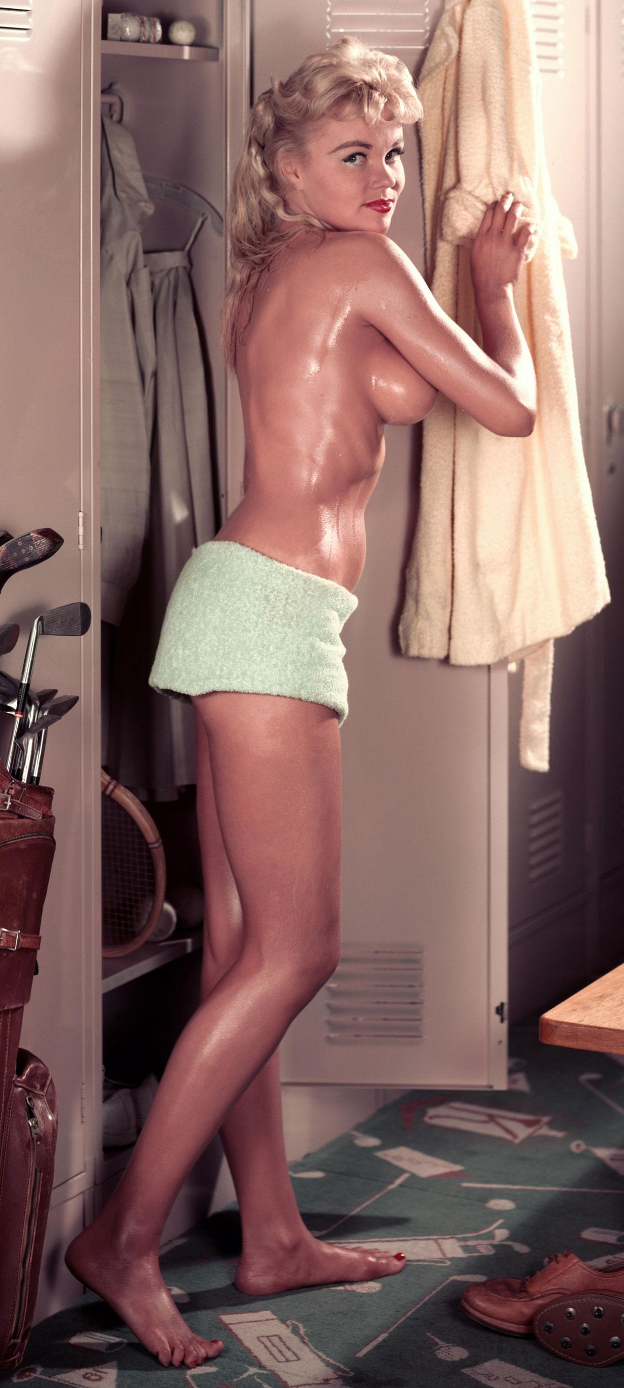 Playboy Playmate - Miss May 1958 | Lari Laine / Лари Лейн