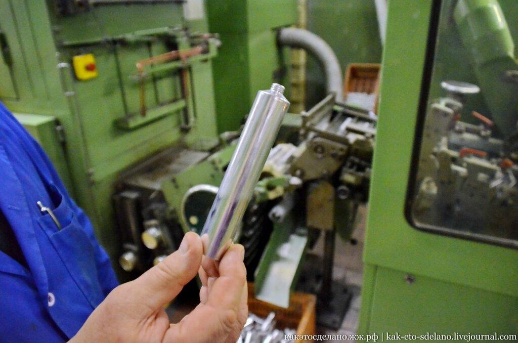 Как делают тубы - тару для зубной пасты