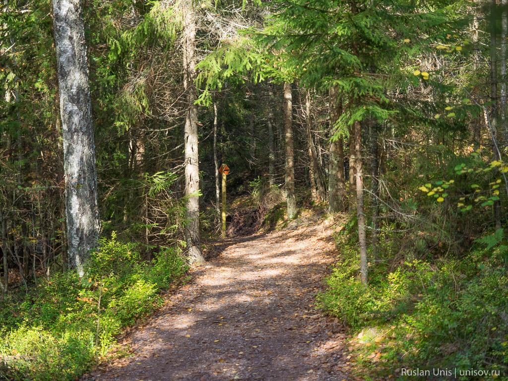 Национальный парк Нууксио