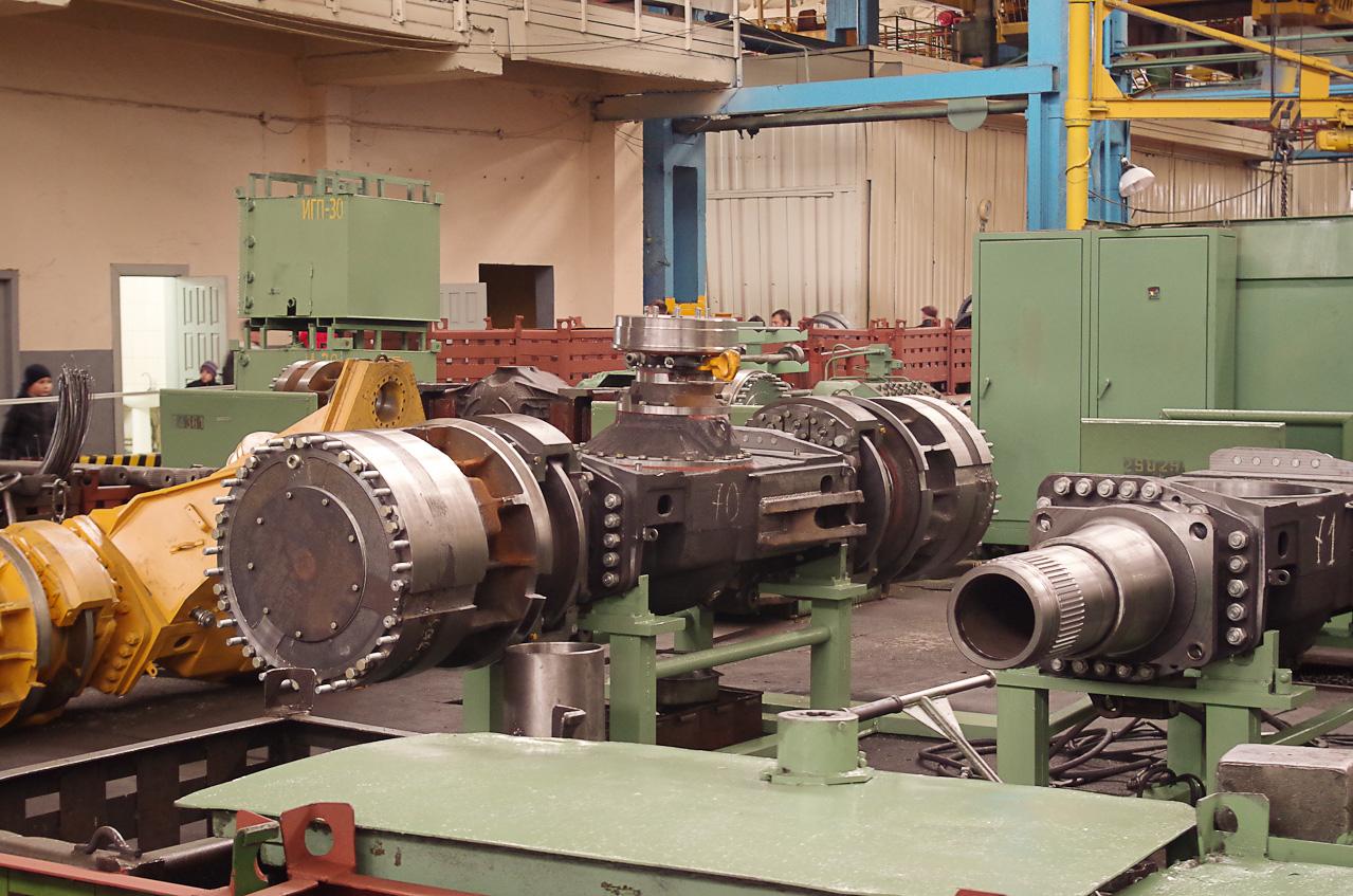 0 92852 a6543cd5 orig Как делают гигантов    БелАЗы.