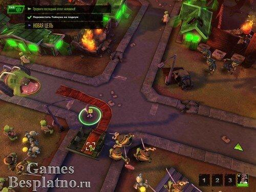 Zombie Tycoon 2: Brainhovs Revenge (рус)