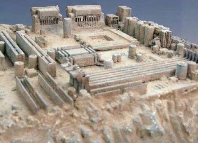 Рим, Троя, Афины, Карфаген, Баальбек