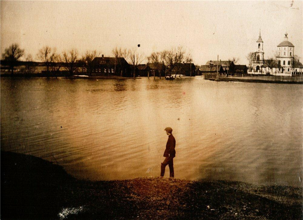 1.Майское наводнение в 1929 году в городе Тверь