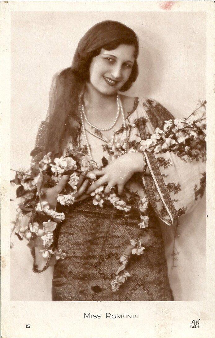 Мисс Румыния. Зойка Дона