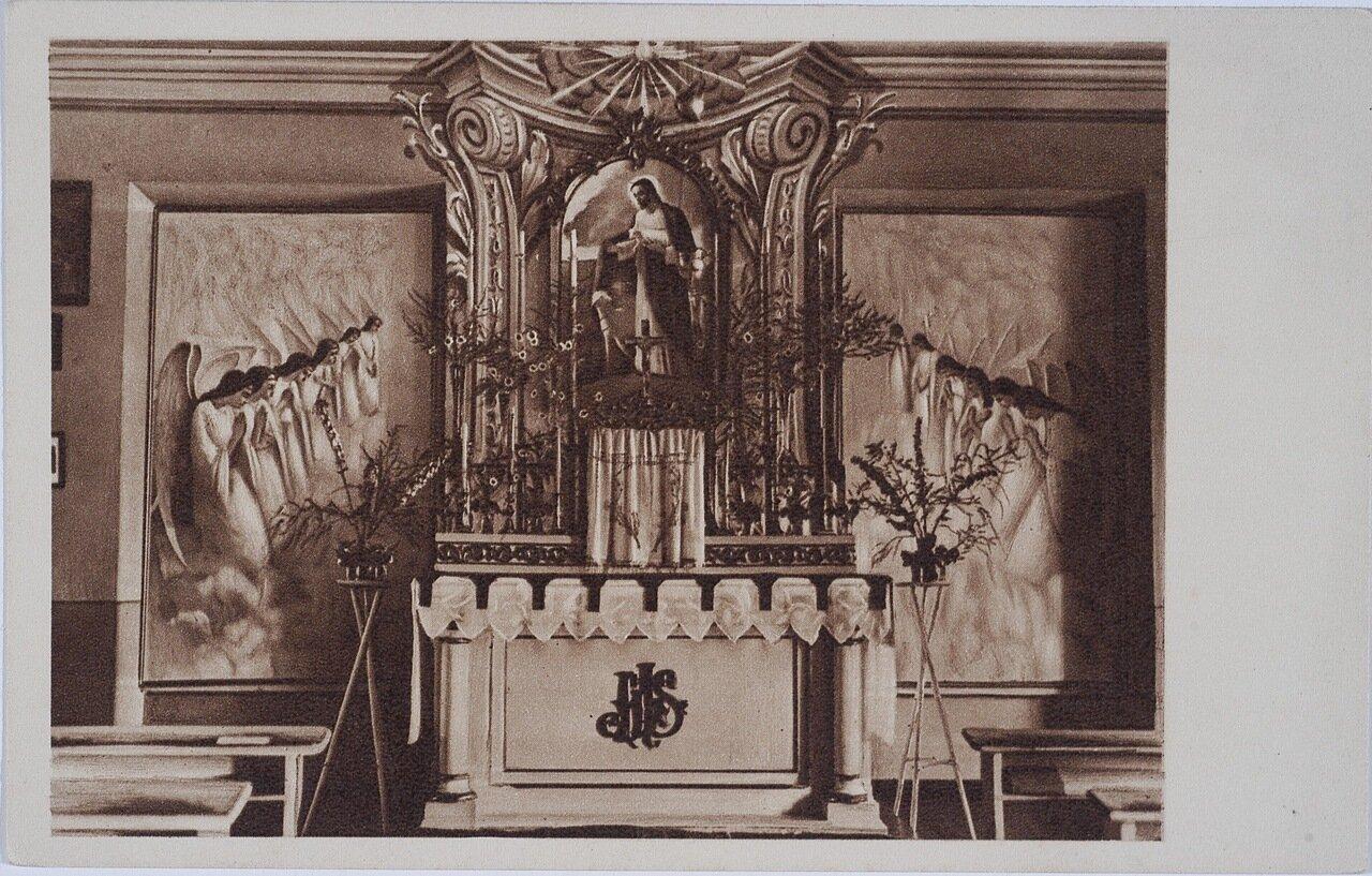 Монастырь Конгрегации Сестер Пресвятой семьи из Назарета. Часовня