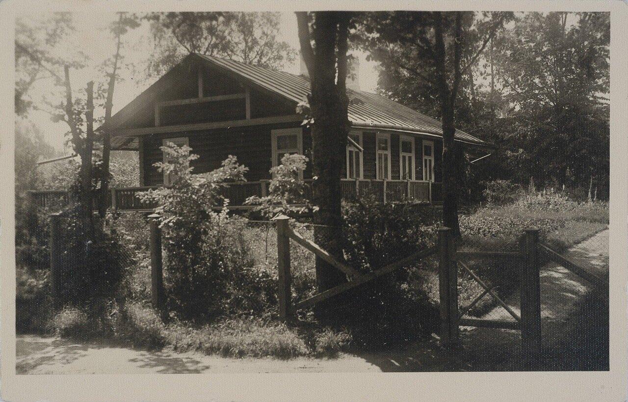 Дом маршала Пилсудского