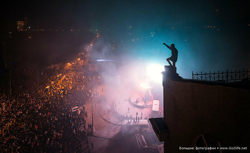 Хищник революции в Киеве