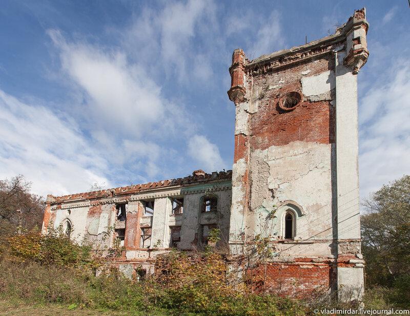 Башня Колосовского замка