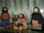 Ольховатские хуторяне