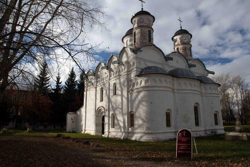 Суздаль - Ризоположенский монастырь