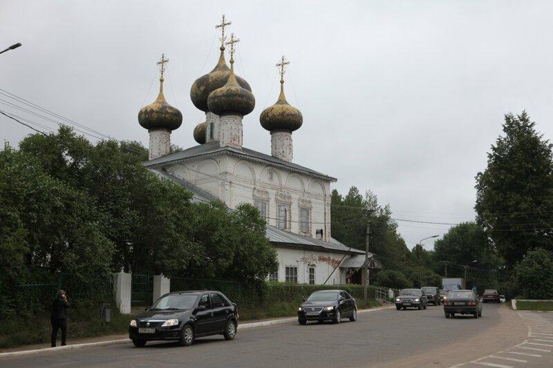 Устюжна - Собор Рождества Пресвятой Богородицы