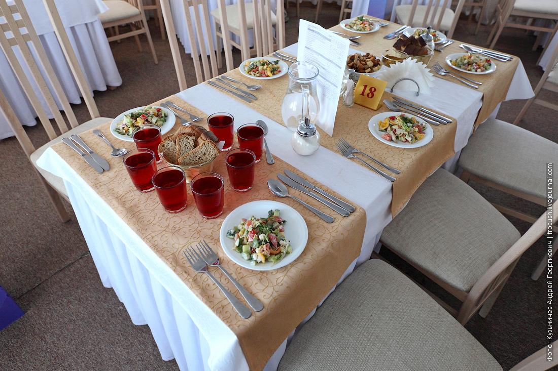 Обед на Дону