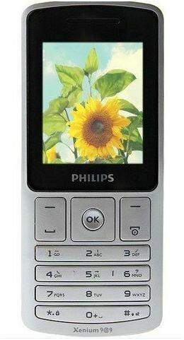 Philips X130 (внешний вид)