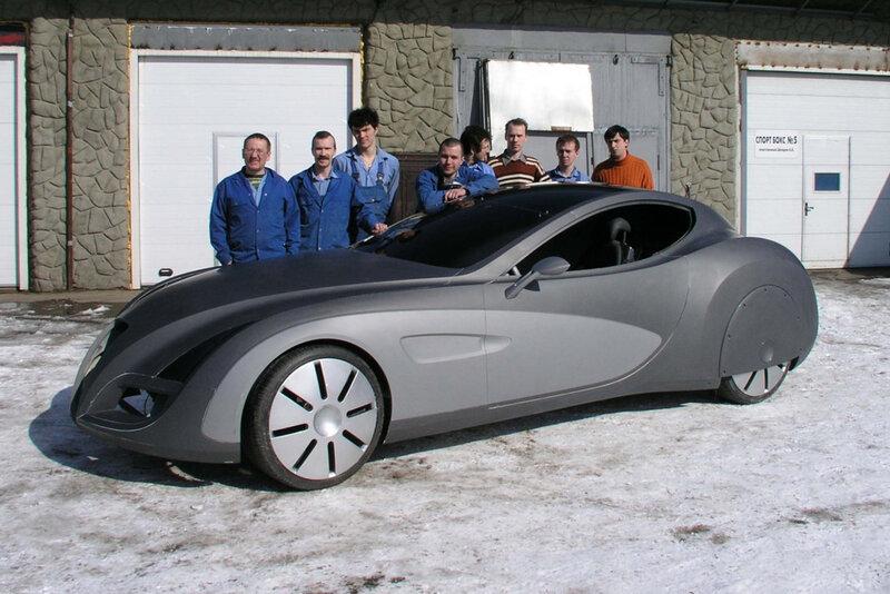 концепт кары лимузинов