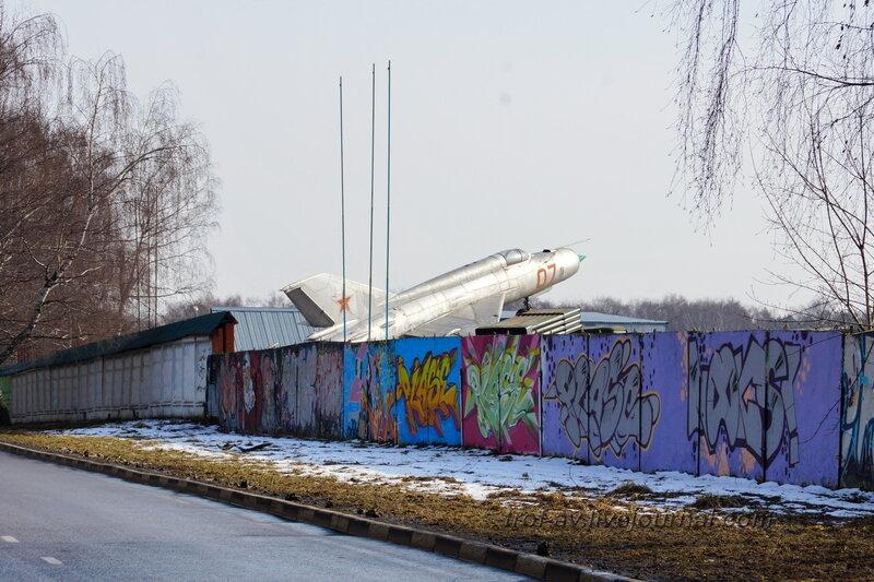 МиГ-21, РОСТО Кузьминки, Москва