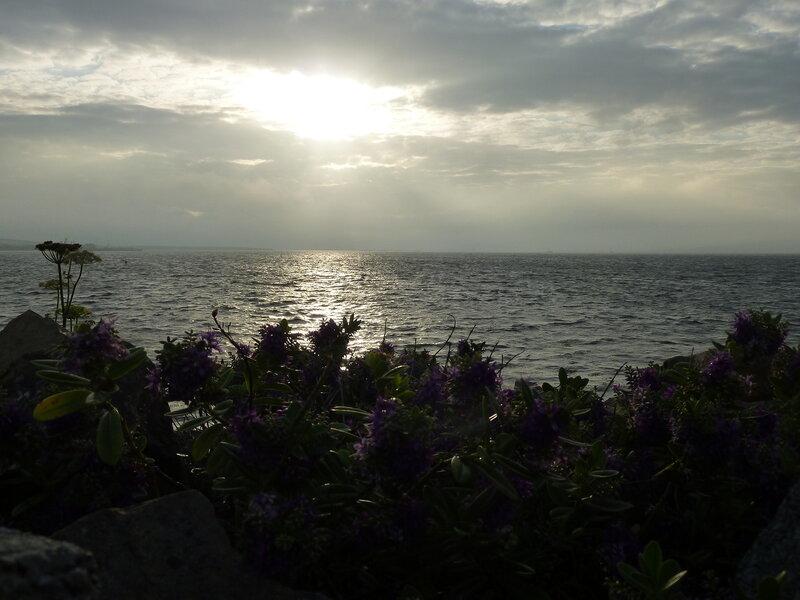 Море на Оркнеях: сразу чувствуется – не жарко!