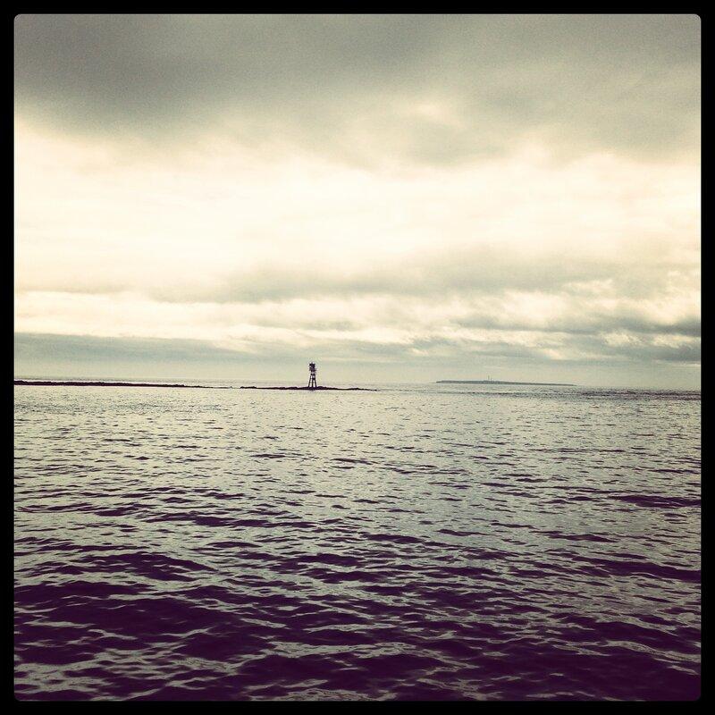 Плывем на Оркнеи: люди закончились