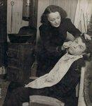 Эдит Пиаф с французским военнопленным