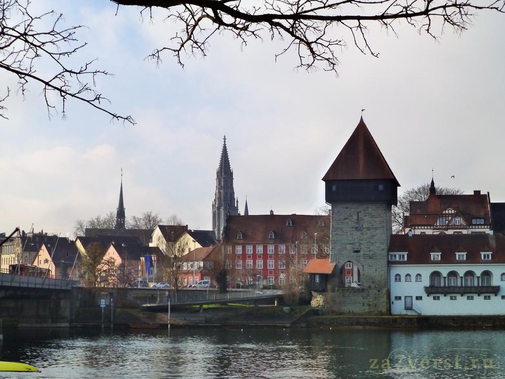 Констанц, Германия