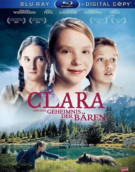 Клара и тайна медведей / Clara und das Geheimnis der Baren (2013) HDRip