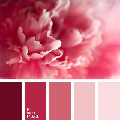 из каких чгод получить розовый цвет устойчивое выражение