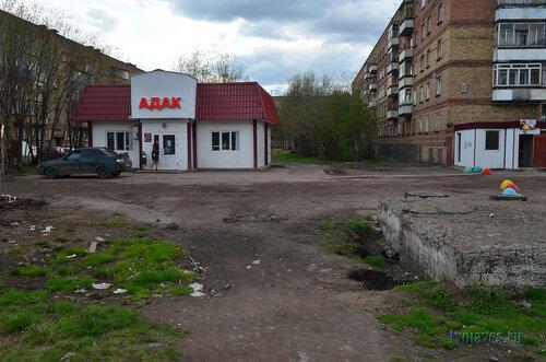 Фотография Инты №6914  Воркутинская 12а и 12 09.06.2014_16:29
