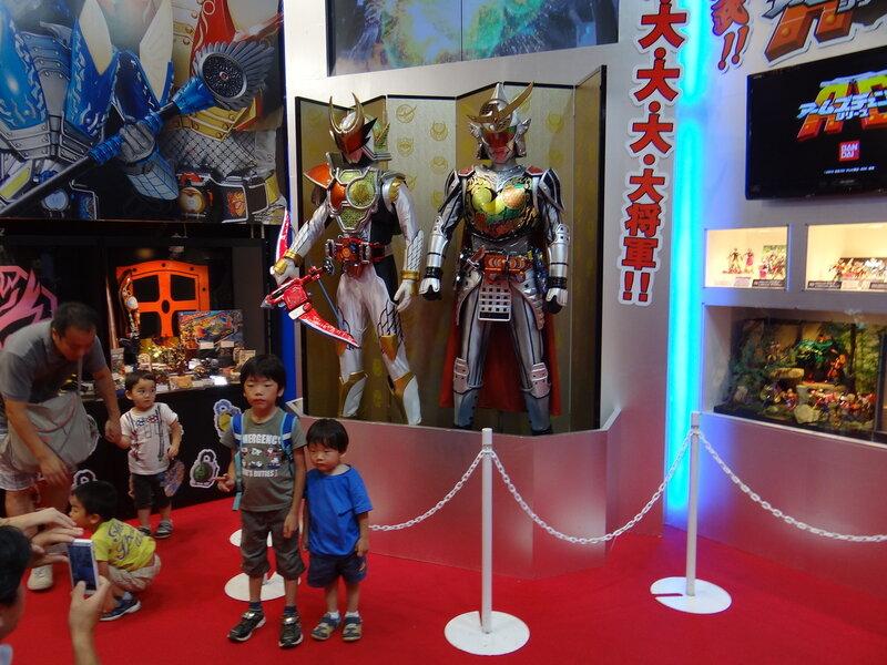 Ярмарка игрушек «Tokyo Toy Show 2014»