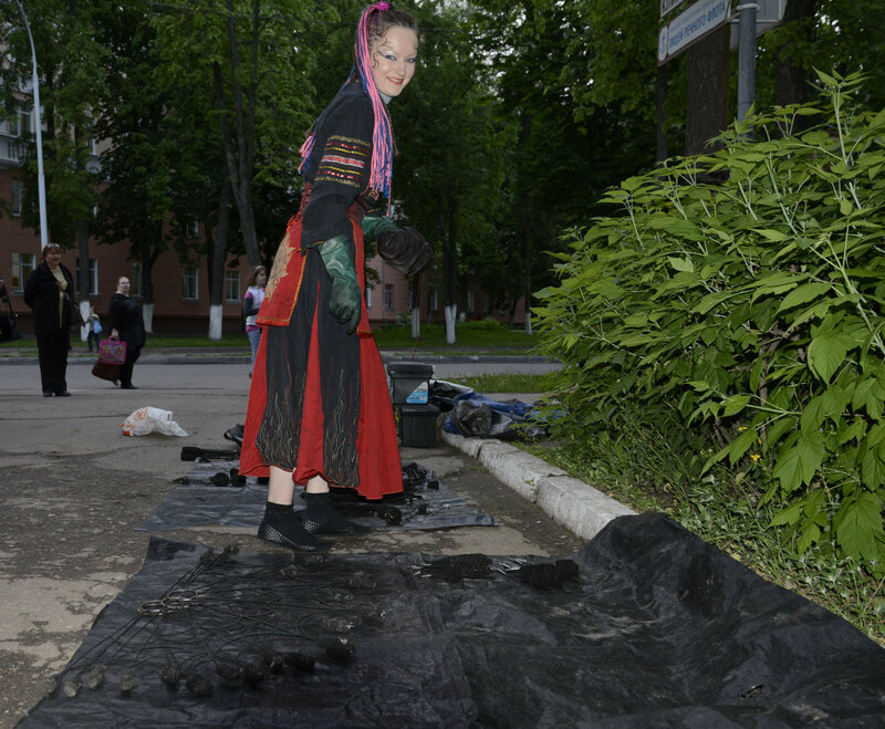 Картинная галерея Г.Х.Ващенко. Гомель. Ночь музеев. 2014 год