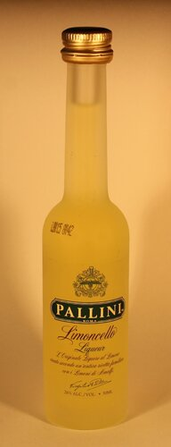 Ликер Pallini Limoncello Liqueur Roma