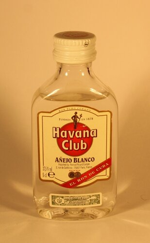 Ром Havana Club Anejo Blanco El Ron De Cuba