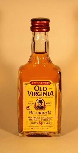 ?????? Old Virginia Imported Kentucky Straight Bourbon Whiskey Aged 8 Years