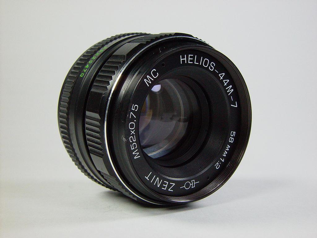 Helios 44 canon 600d manual