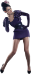 Liza tube purple dress 13-4-2011.png
