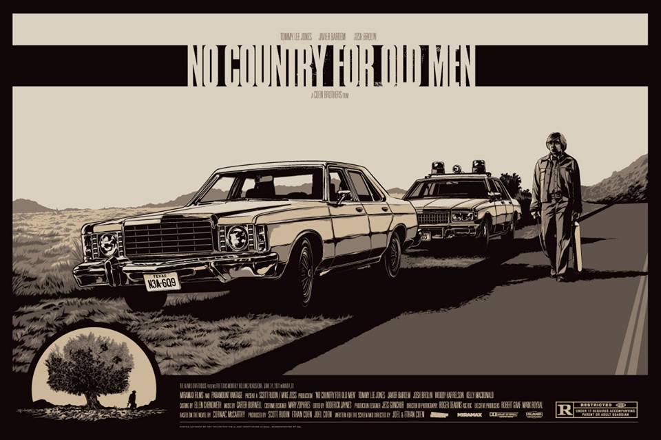 Австралийский графический дизайнер Ken Taylor. Кино- и р5a8ок-постеры. 45 шт.