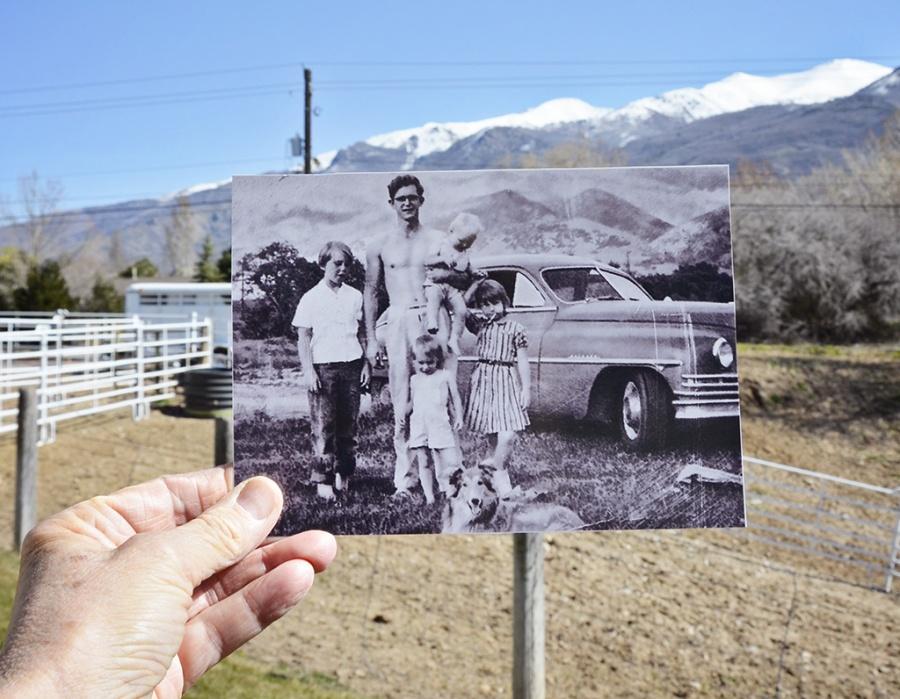 «Тачерно-белая жизнь была так проста. Унас был папа, аутебя— четыре дочки. Новремя меняет все.