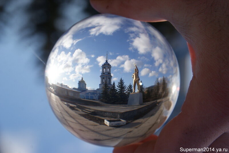 Задонск - Церковь Успения Пресвятой Богородицы