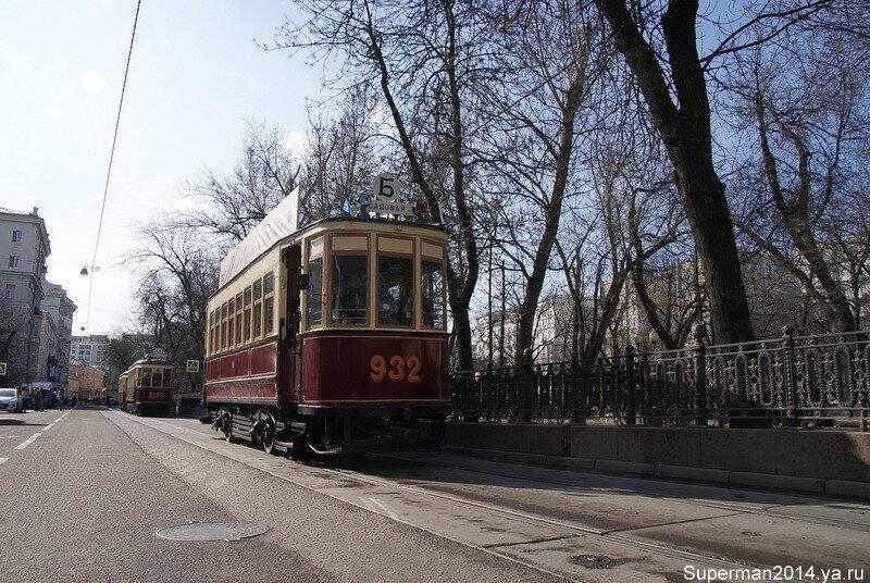 Трамвай серии «БФ» (бесфонарый)