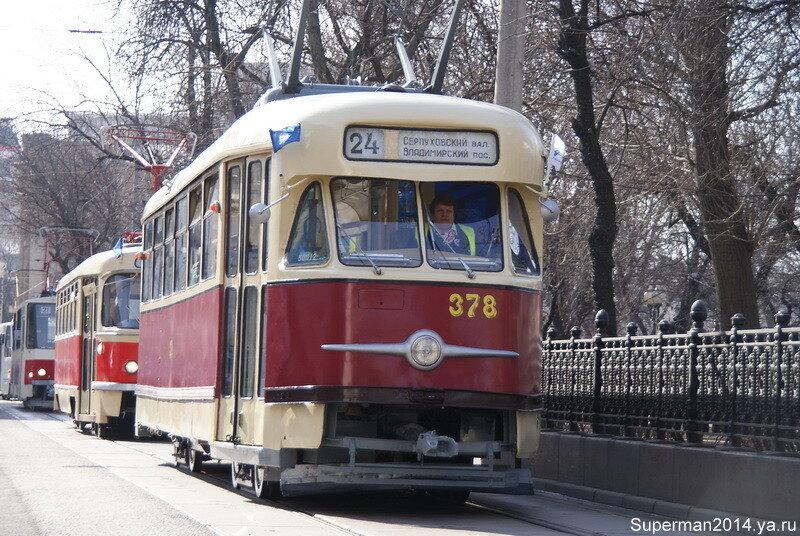 Трамвай Татра Т-2 SU
