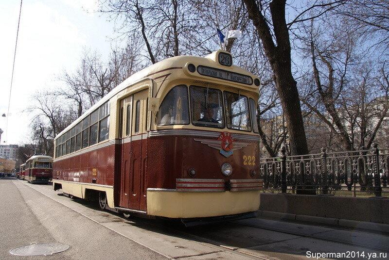 Трамвай РВЗ-6