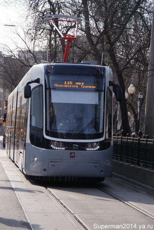 Трамвай нового поколения 71-414